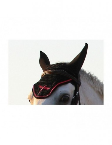 Bonnet chasse mouches FREEJUMP cheval