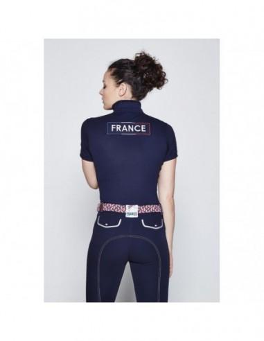 Polo Femme Harcour Shiva Rider France