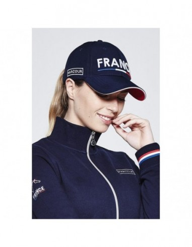 Casquette softshell HARCOUR Quidamh...