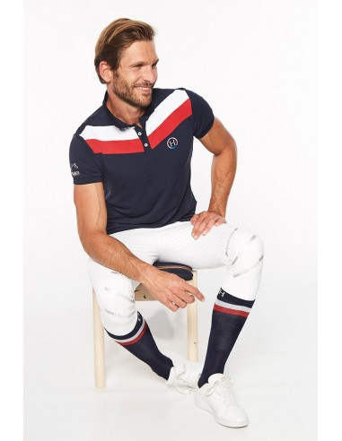 Polo Homme Harcour Viking Rider France