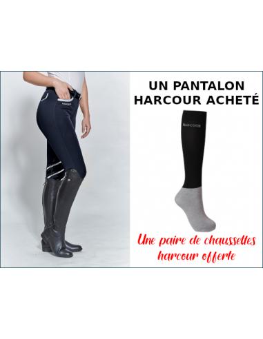 OFFRE HARCOUR - Un pantalon acheté,...