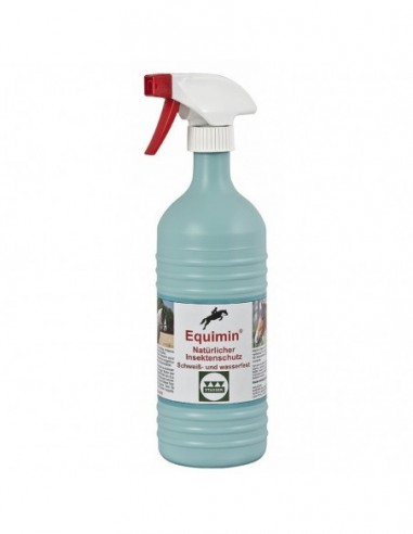 EQUIMIN Spray anti-mouches naturel