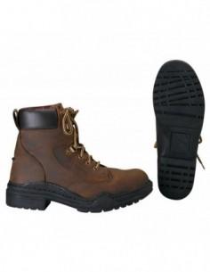 Boots EQUI-THÈME Zip Cuir