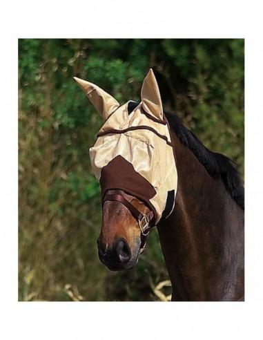 Bonnet oreilles EQUITHÈME Fly protector